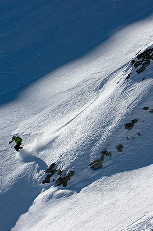 *great skiing photos by Andrew Errington