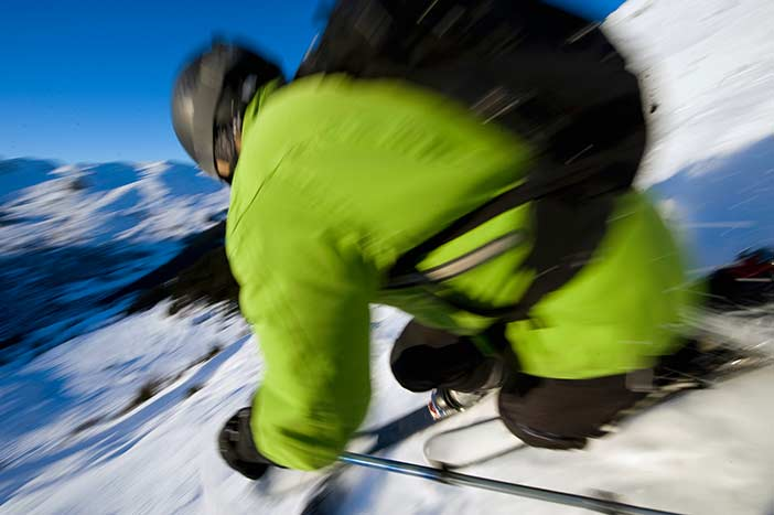 great skiing photos by Andrew Errington